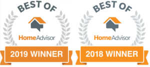 Home Advisor Best of 2018 and 2019